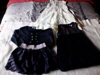 Girls M&S Autograph Dresses/skirts age 4-5 years