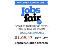 Bedford Jobs Fair