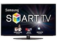 """48"""" smart smart tv £250 price is negotiable and guaranteed."""