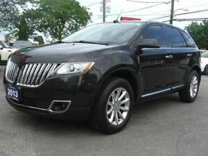 2013 Lincoln MKX Premium AWD * Nav / Panoroof / Rear Cam*