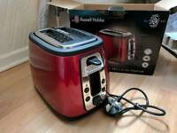 Brand New Russell Hobbes 2 Slice Toaster