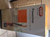 VAX Carpet Cleaner - used once!