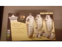 Tommee tippee store and go breast milk storage pouches