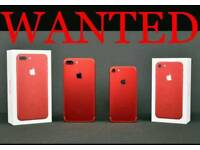 WANTED/IPHONE 6S PLUS 7 PLUS SE 6 SAMSUNG GALAXY S8+ S8 S7 EDGE IPAD PRO SURFACE PRO MACBOOK PRO