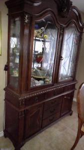 Buffet or dresser with or without hutch. $500