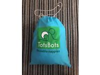 Tots bot reusable nappies starter pack