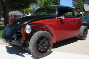 1973 Beetle Hot Rod $11,000