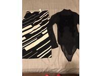 Job lot of women's tops and dresses majority Zara branded size 8/10