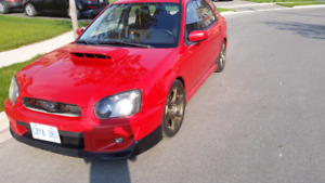 Wrx for sale