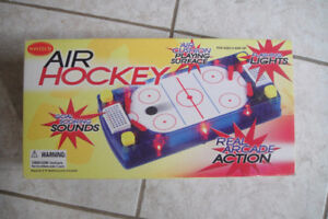 Wintech AIR HOCKEY FOR YOUR GAME ROOM