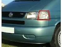 VW Volkswagen T4 Caravelle Transporter Long Nose left side nearside passenger front indicator 96-03