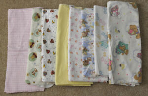 Receiving / Swaddle Blankets