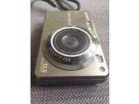 Sony Cyber-shot 13.6 megapixel, titanium coated digital camera