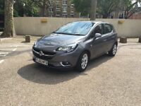 2015 VAUXHALL CORSA SRI 1.2 GREY 5 DOORS HPI CLEAR 1 OWNER FROM NEW WARRANTY