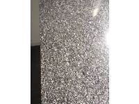 3 Lengths of 20mm thick Black Granite