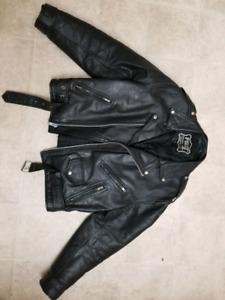 Size 44 biker jacket (med-lrg)