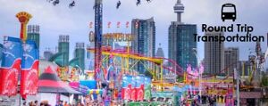3 Bus Tickets to CNE on Maple Leaf Tours