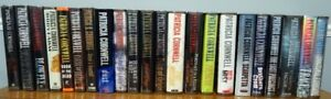 Patricia Cornwell Collection - 22 hardcovers