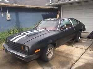 1980 Pinto Hatchback