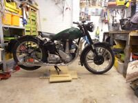 bsa b31 rigid