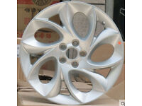 NEW SET OF 4 - 17 INCH TWIST OF PEPPER ALLOY WHEELS MG VW VAUXHALL FIAT AUDI