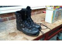 Lowa gtx mountain boots