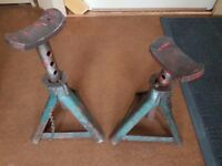 Axle stands - the pair