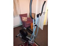 Tesco Cross Trainer - Great for Beginners!