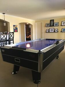Mint condition air hockey table