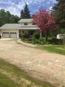 For Sale! Beautiful Acreage Only 5 Minutes From Hudson Bay!