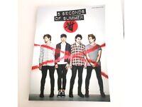 5sos song book
