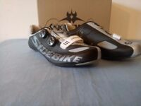 New Sidebike Athletic Cycling Sneakers MTB Bike Racing Shoes Size UK 11.5 EUR 45