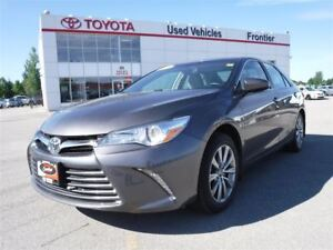 2015 Toyota Camry XLE TOYOTA CERTIFIED PRE OWNED