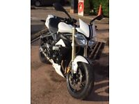 Limited Edition Triumph Street Triple. 2014 ONLY 2600 MILES!! EMMACULATE CONDITION!!!