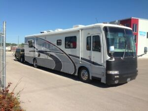 Newmar Mountain Aire Motorhome diesel pusher