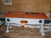 Pool Table , with built in speakers