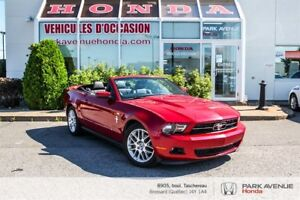 2012 Ford Mustang V6 Premium*DÉCAPOTABLE*