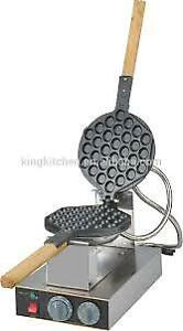 MAKE YOUR OWN BUBBLE WAFFLES - HUGE PROFITS
