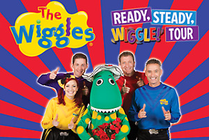 Wiggles The Big Show tickets