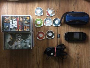 Sony PSP Package