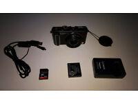 Panasonic Lumix LX3 compact camera, 10.1 megapixel. Leica lens.