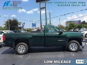2015 Chevrolet Silverado 1500 LS  LONG BOX,LOW LOW KMS!,ACCIDENT