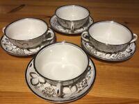Perfect Grays Bowl Set