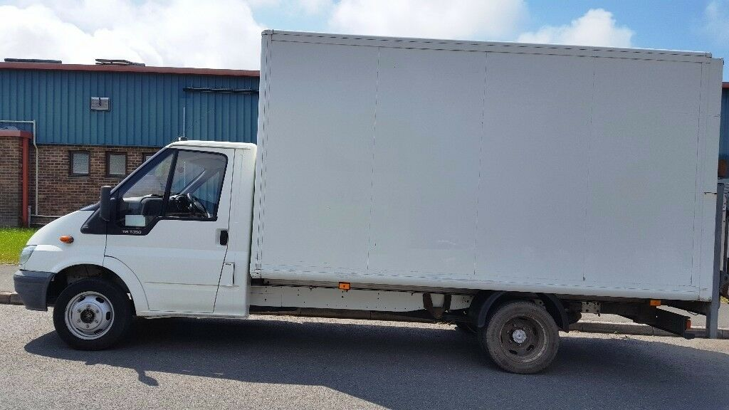 0853b9b1e8 Ford Transit LWB Box Van with Tail Lift. 12 Months MOT... REDUCED TO £3500  OVNO FOR QUICK SALE