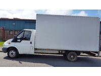 Ford Transit LWB Box Van with Tail Lift. 12 Months MOT. £3,950 ONO