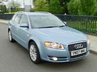Audi A4 Avant Estate, 2 YEARS WARRANTY, 1.8 T Full History, not mercedes bmw volvo a6 touring honda