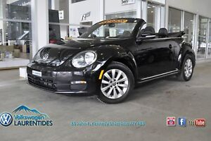 2014 Volkswagen Beetle *DÉCAPOTABLE*TSI*BLUETOOTH*CUIR*A/C*