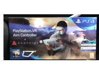 Farpoint for PSVR with Aim controller brand new