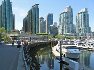 $3888, 2br- 2bath- Fully Furnished - Heart of downtown Vancouver