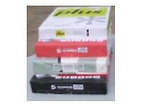 A4 80 gsm, WHITE PAPER, 500 SHEETS, GOOD QUALITY, ideal for carding, £1.80.